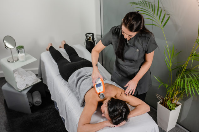 Massage with Kaasen Life